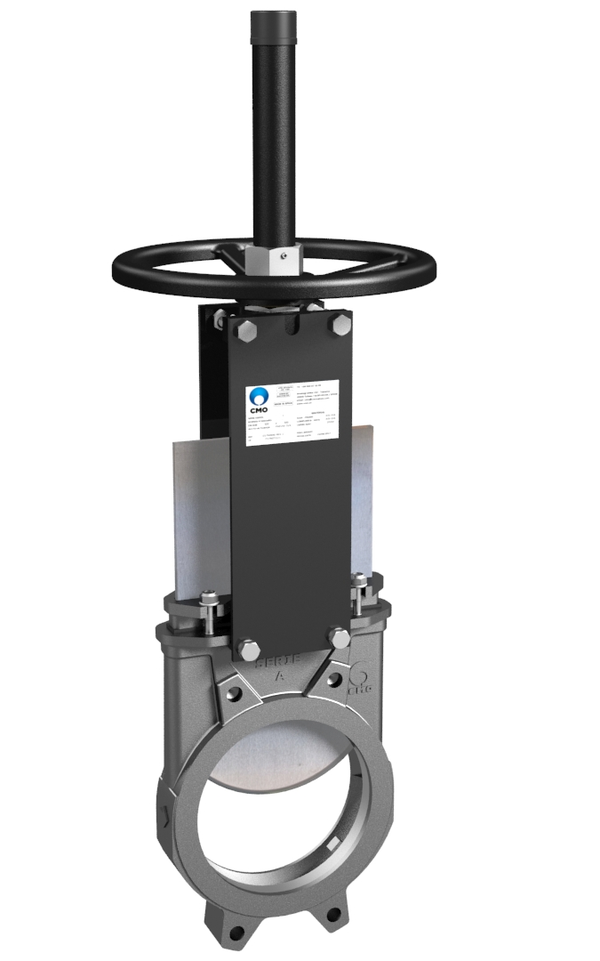 Knife Gate Valve – Serie A