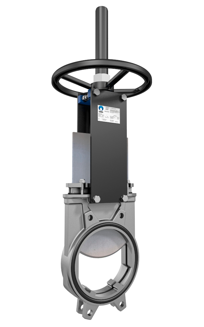 Knife Gate Valve – Serie AB