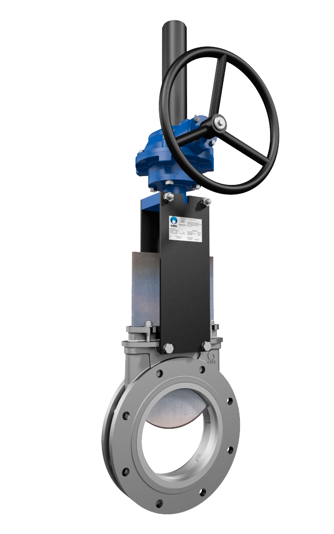 Knife Gate Valve – Serie AD