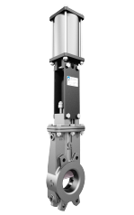 Knife Gate Valve – Serie FK