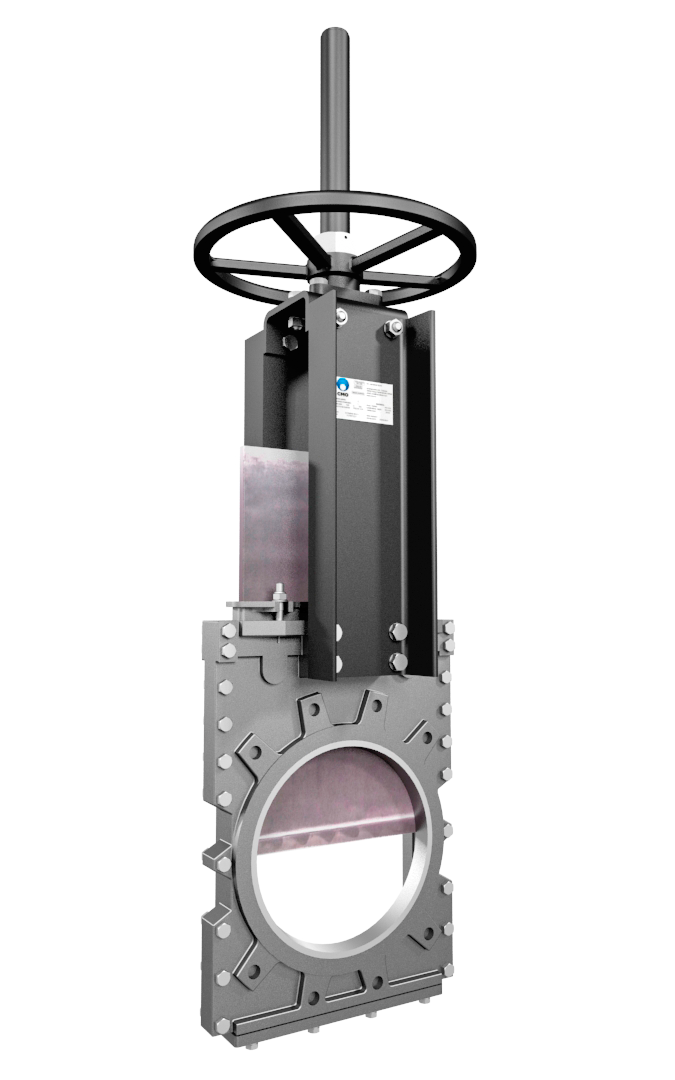 Knife Gate Valve – Serie E