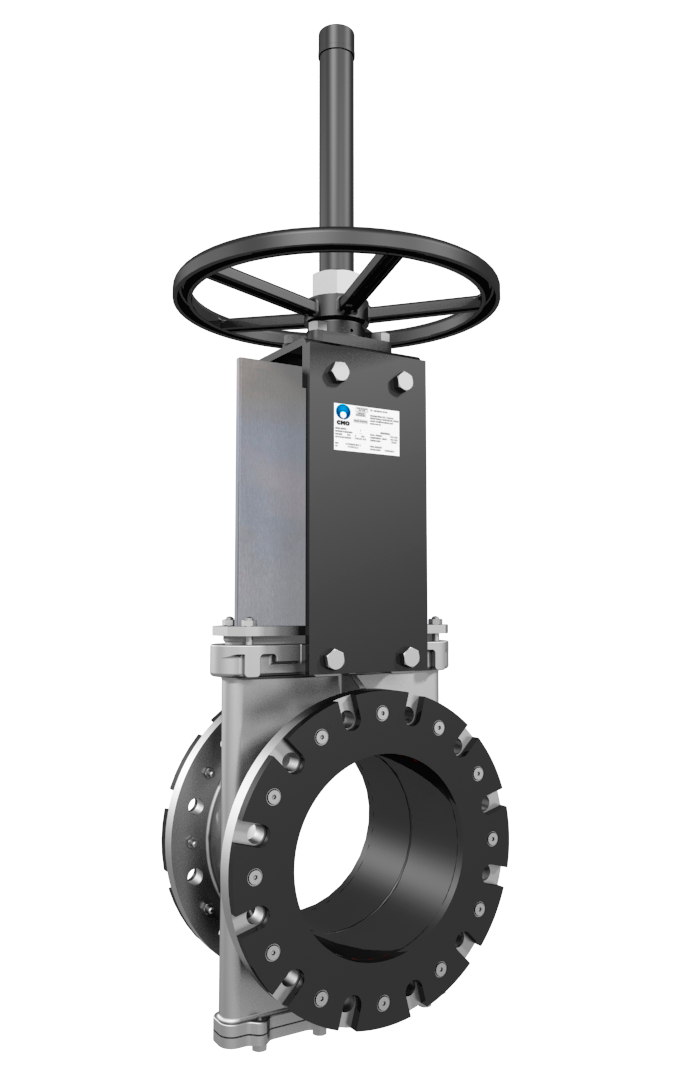 Knife Gate Valve – Serie GA