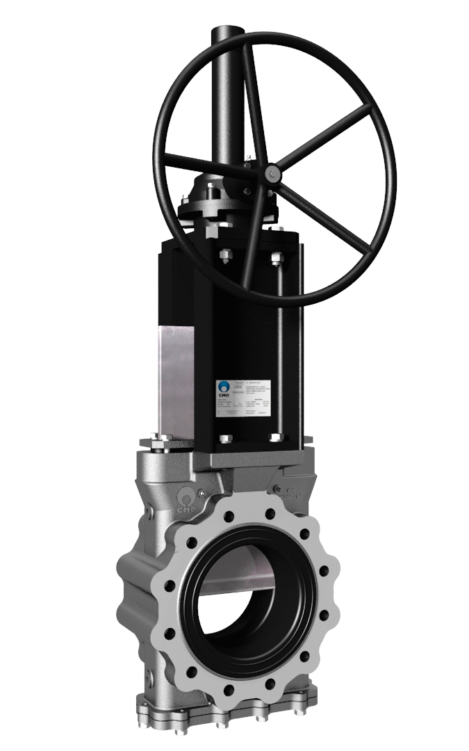 Knife Gate Valve – Serie GH