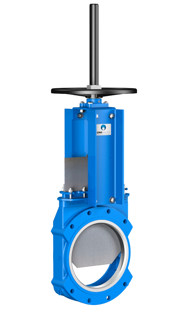 F Series - Knife gate Valves - CMO Valves