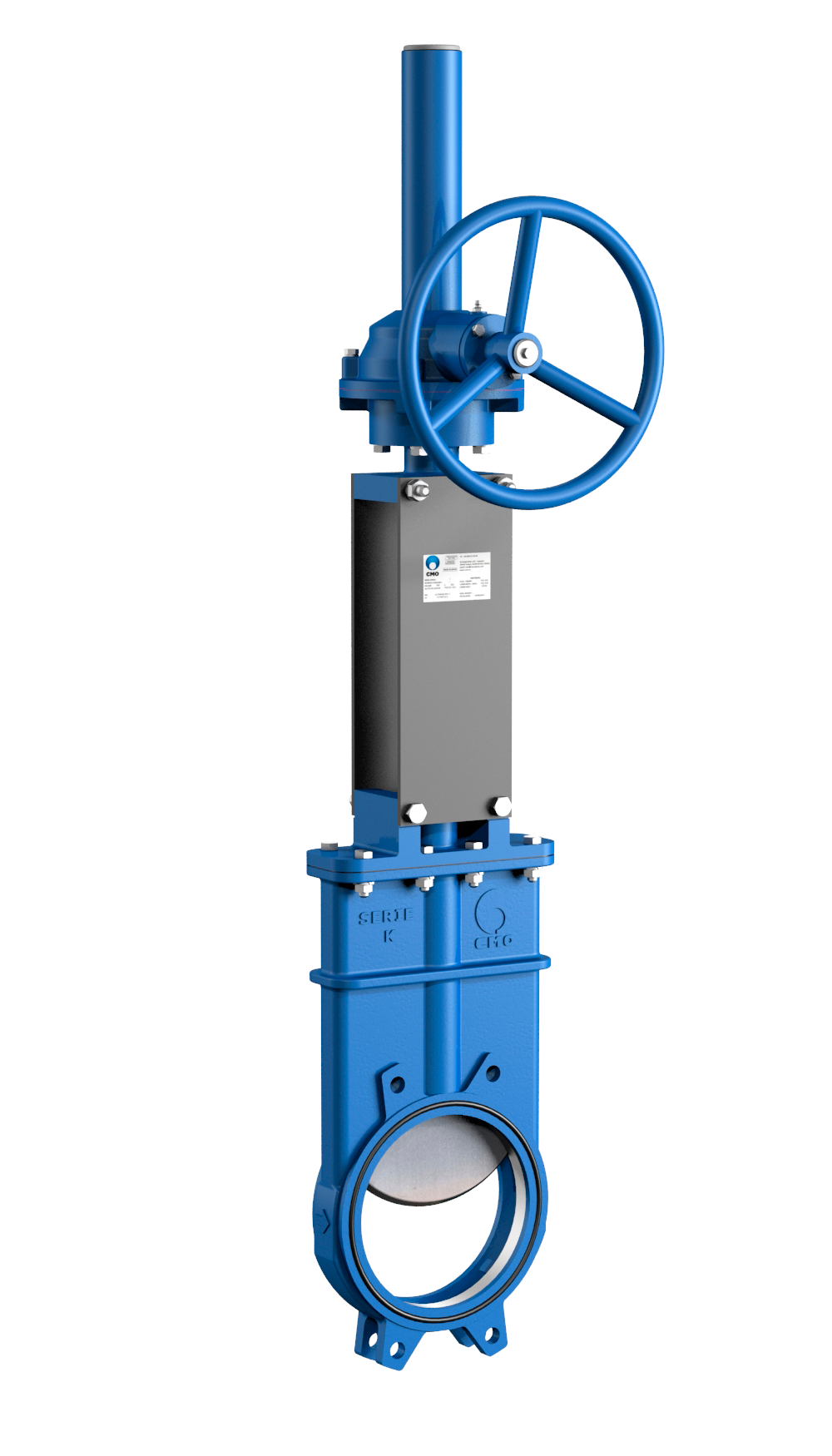 Knife Gate Valve – Serie K