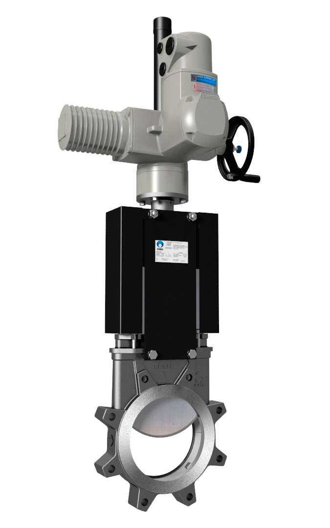 Knife Gate Valve – Serie T