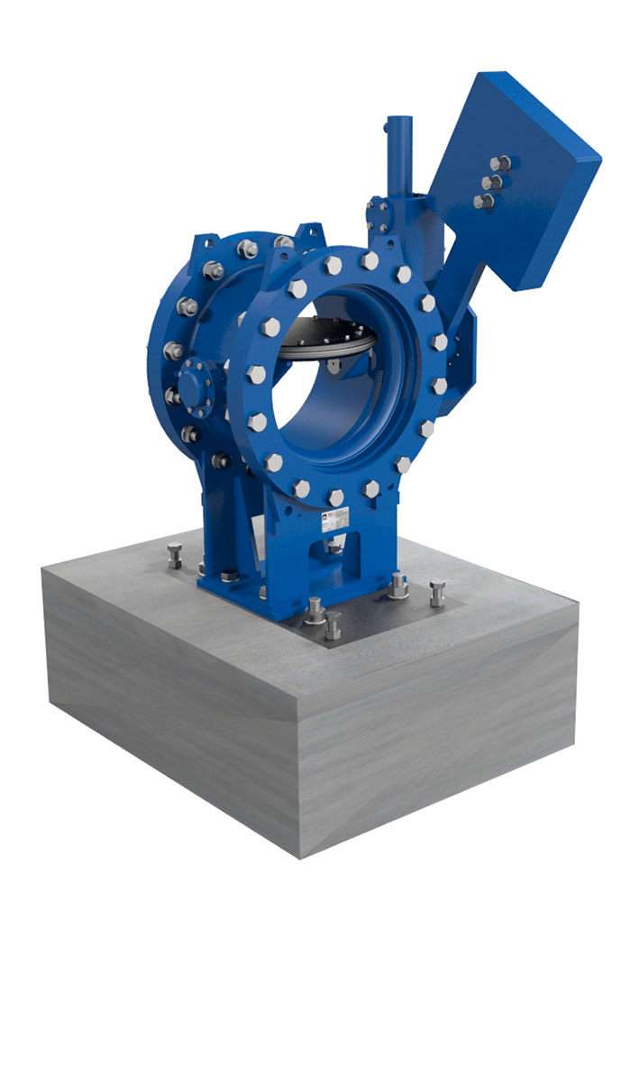 Butterfly Valve – Serie ME