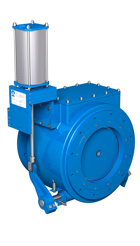 Damper - CMO Valves - Air / Gas treatment