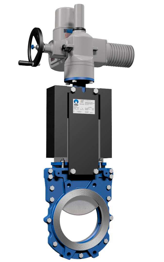 Knife Gate Valve Serie - U