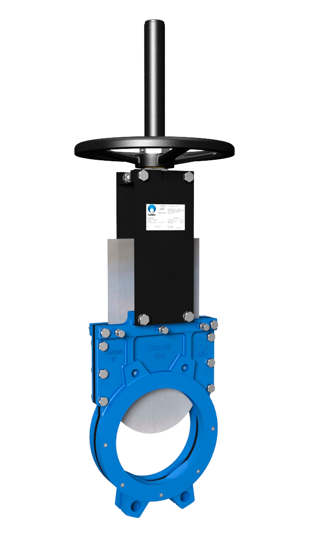Slurry Valves UB Series