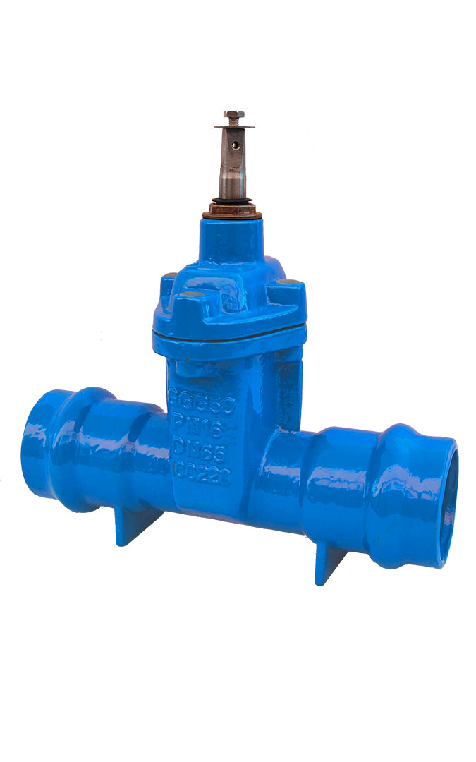 Resilient Seat Gate Valve 13A