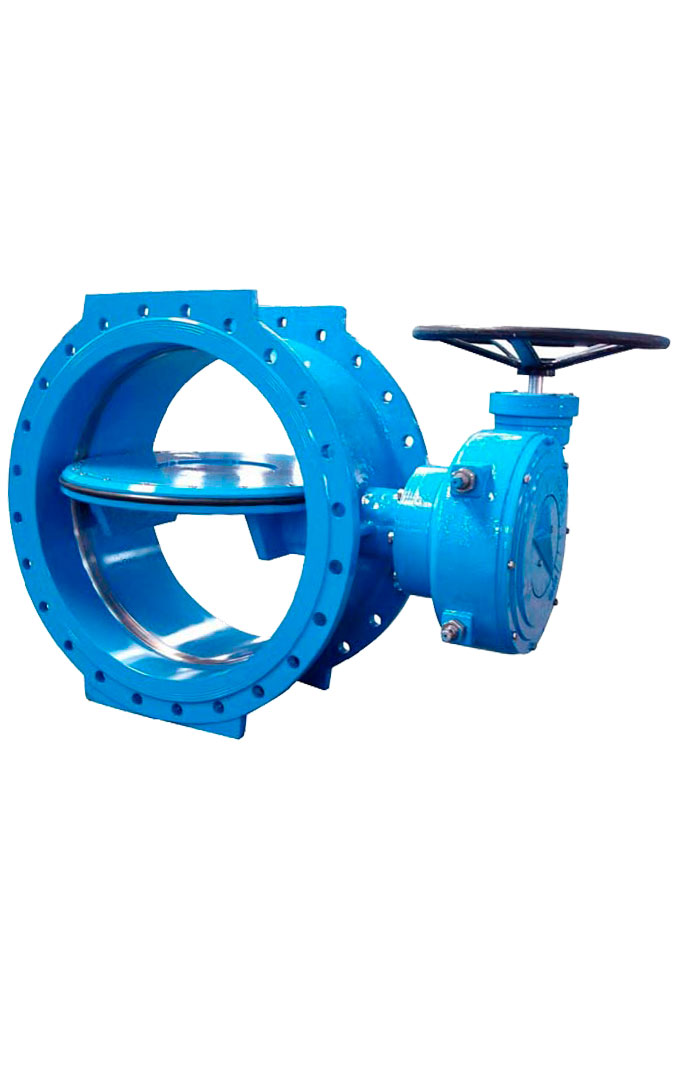 Double Eccentric Butterfly Valve 24A