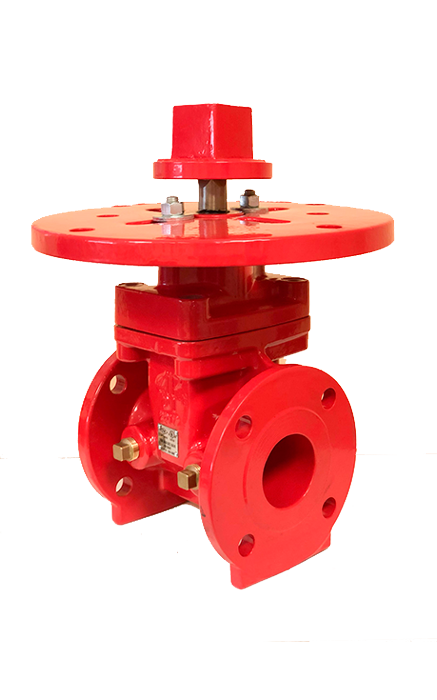 Cmo Valves Water Supplies Serie 11A Valvula de compuerta para control de incendios