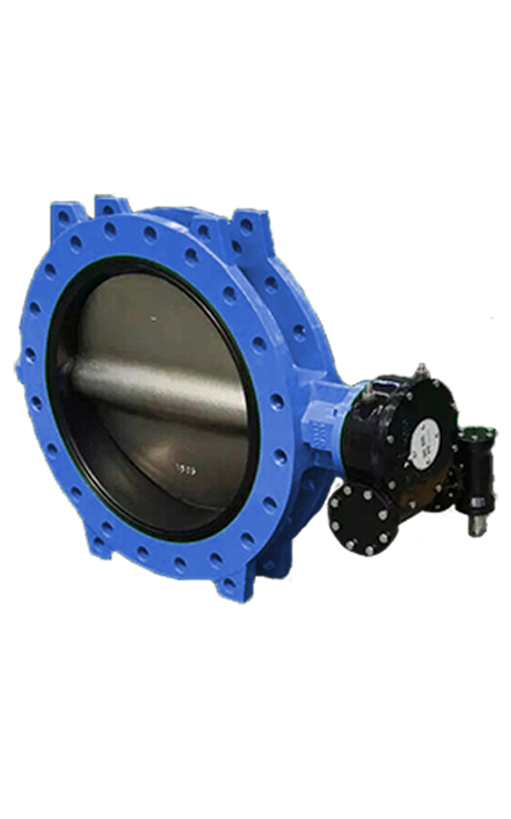 Double Flange Butterfly Valve 27A