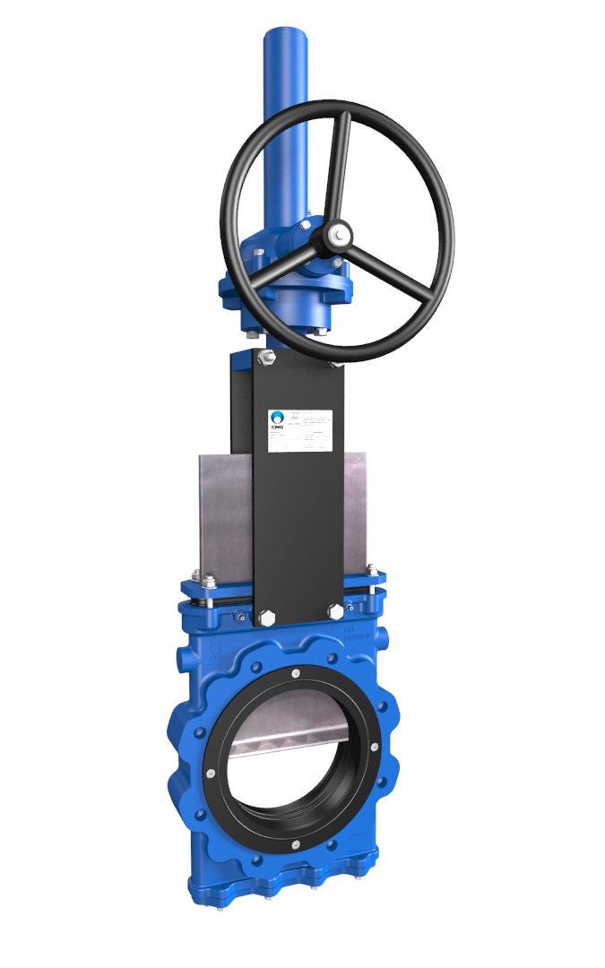 Knife Gate Valve – Serie GD